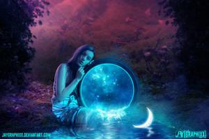 Celestial Stream by JayGraphixx