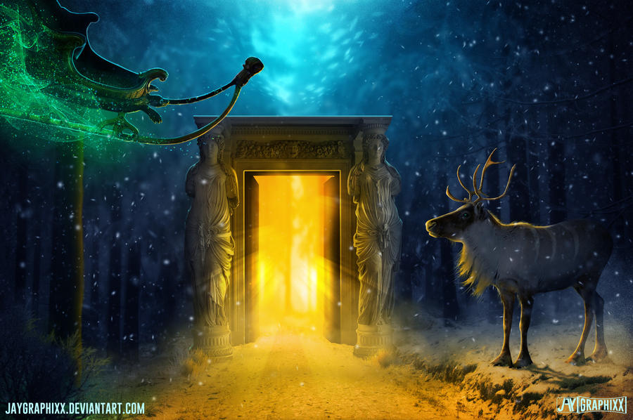 Seventh Gate Of Utopia by JayGraphixx