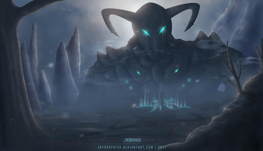 I Summon thee by JayGraphixx