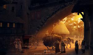 Royal Dynasty: Market Place