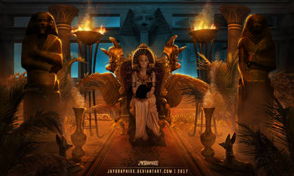 Goddess Of Egypt
