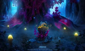 Dusk Of Eternal Life by JayGraphixx