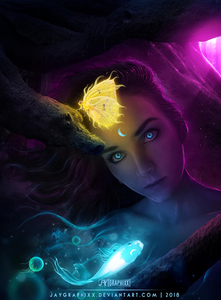 Luna's Curiosity by JayGraphixx
