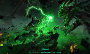 Age Of Extinction by JayGraphixx