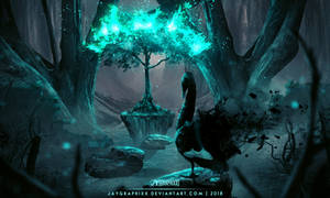 Sanctuary For The Sorrowful by JayGraphixx