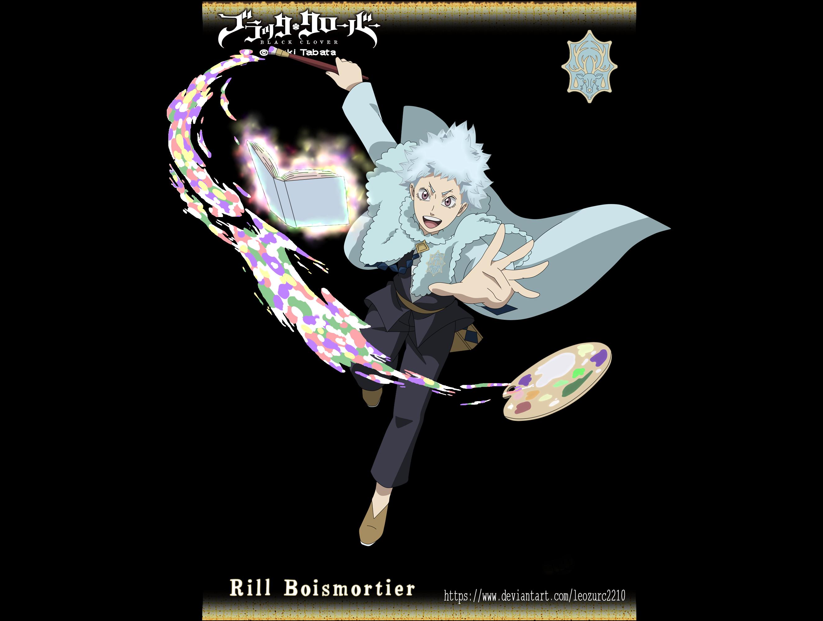 Rill Boismortier By Leozurc2210 On Deviantart