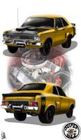 Dodge 1500 Super Bee