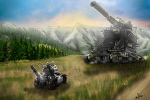 Steel Beast by Mr-Shin