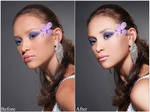 Another glamor retouch by Nienna1990