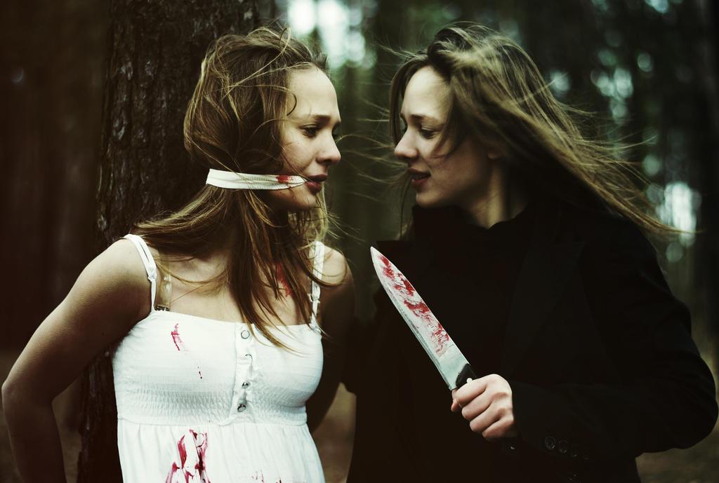 Murder by joannaruminska