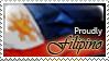 Proudly Filipino--stamp by ZlayaHozyayka