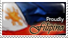 Proudly Filipino--stamp