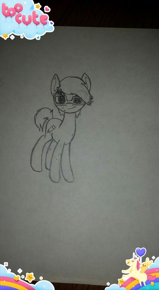 Libby-Pony by FreakShow159