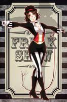 [Oblitus-Club] Freak Freak Show by Champinouf