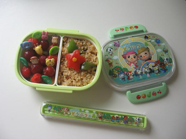 .::.Animal Crossing Bento.::. by Arekkusa