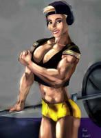 Grit, Steel, and Sex Appeal by BrandonB-80