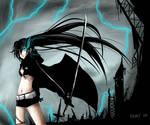 Vocaloid: Black Rock Shooter