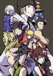 Kingdom Hearts -  Twilight