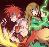 Duo by daniwae