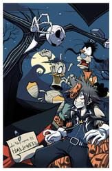 Halloween by daniwae