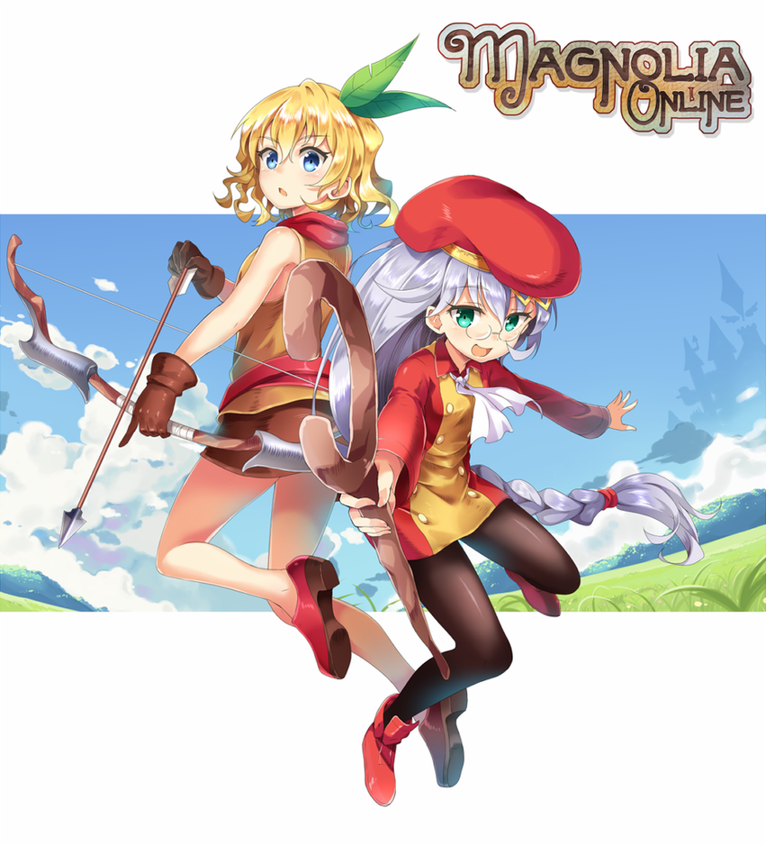 Magnolia Online by daniwae