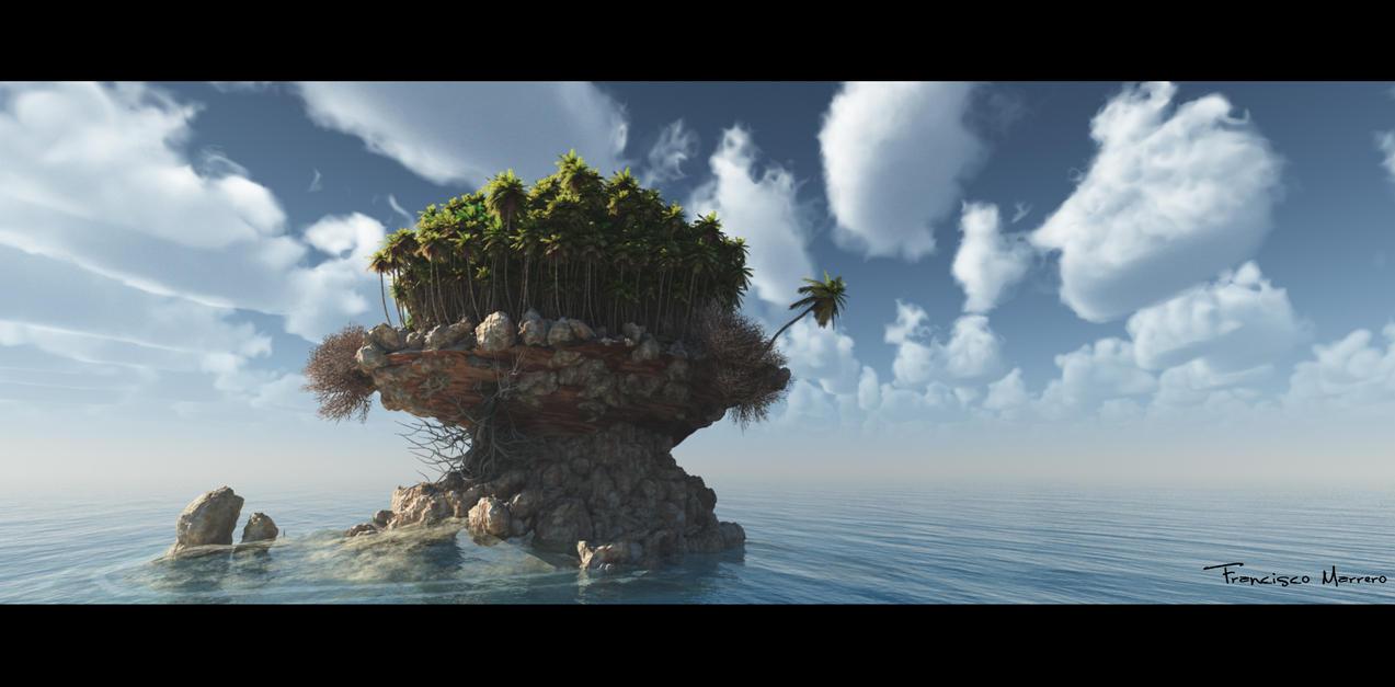 Sirene Island by Xute