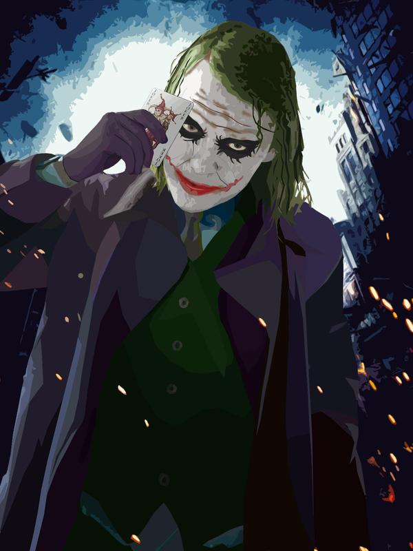 Murray the Joker by bigdoo