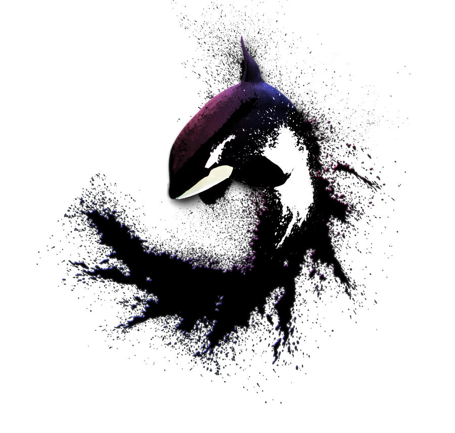 Gallery For gt Killer Whale Tattoo Meaning