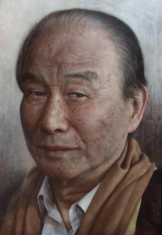 Self Portrait by JW-Jeong on DeviantArt
