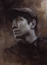 Self Portrait by JW-Jeong
