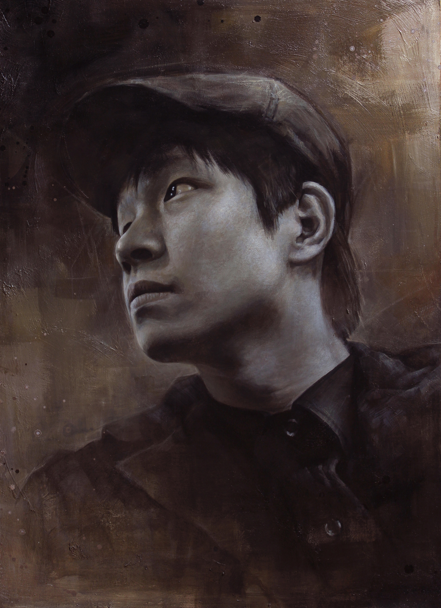 Self Portrait by JW-Jeong