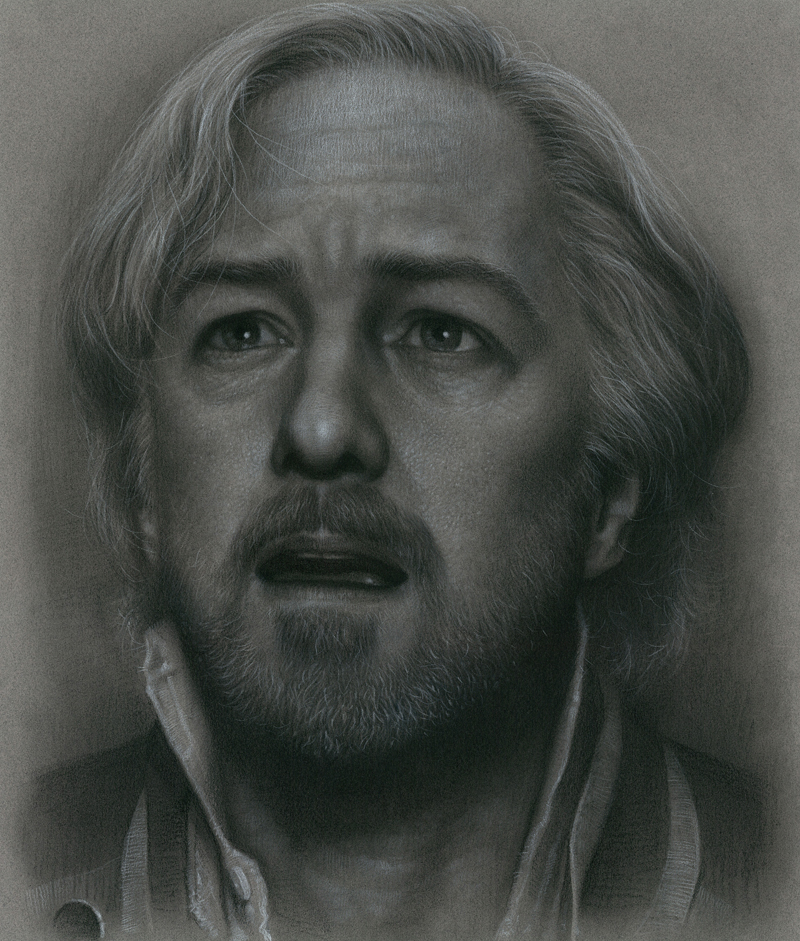 Jean Valjean by JW-Jeong
