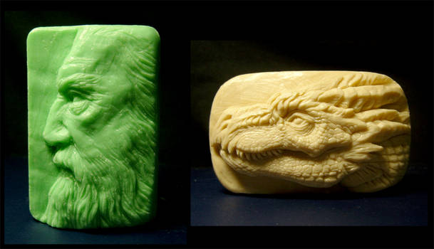 Sculpted Soaps