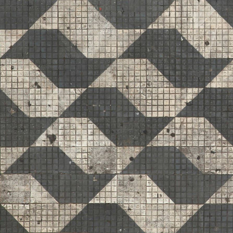 Calcada Sao Paulo - Textura Realista Infinita (3D) by Jonnypaes