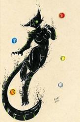 Artemis-form Kat