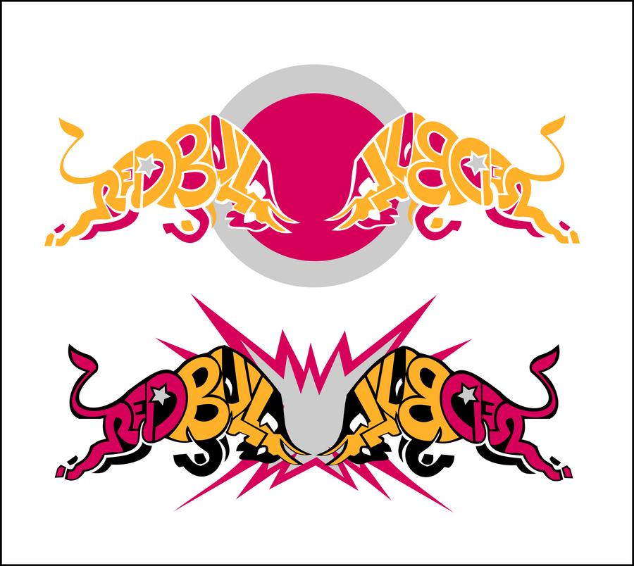 Red Bull Logo Part Trois By Nnww On Deviantart