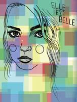 Elle est Belle by NNWW