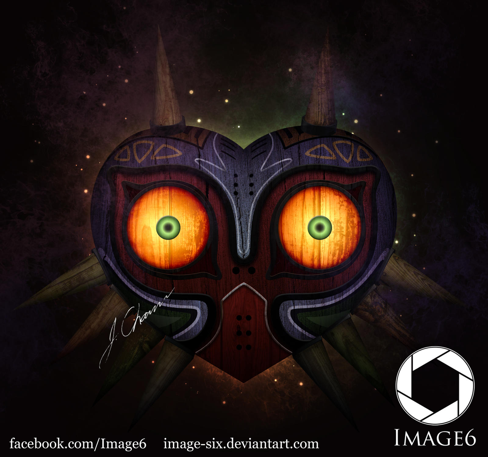 how to give a pictograph zelda majoras mask