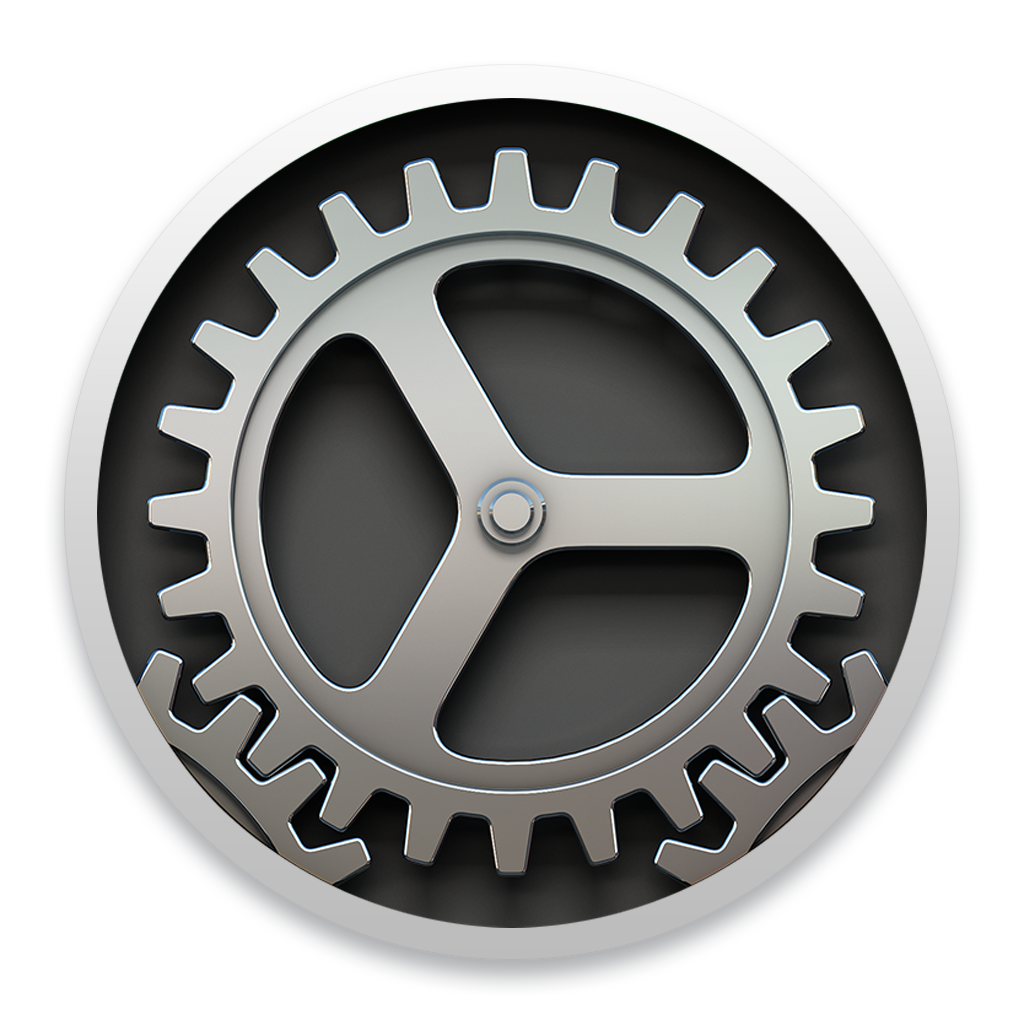 Cool System Preferences Icon I've never been more...