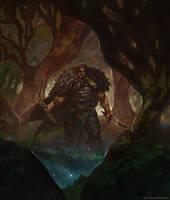 Nimalius of Guardians Knot - gregtaylorart by GregTaylorArt