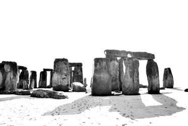 Stonehenge 01 by ginchael