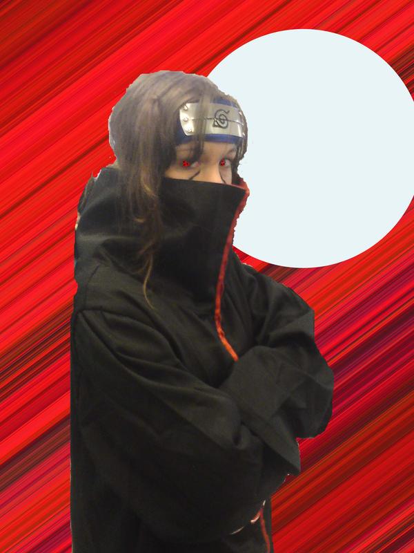 Itachi Uchiha Tsukuyomi Itachi-Tsukuyomi by Fl...