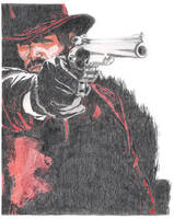 Red Dead Redemption by frqazi