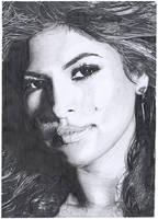 Eva Mendes by frqazi
