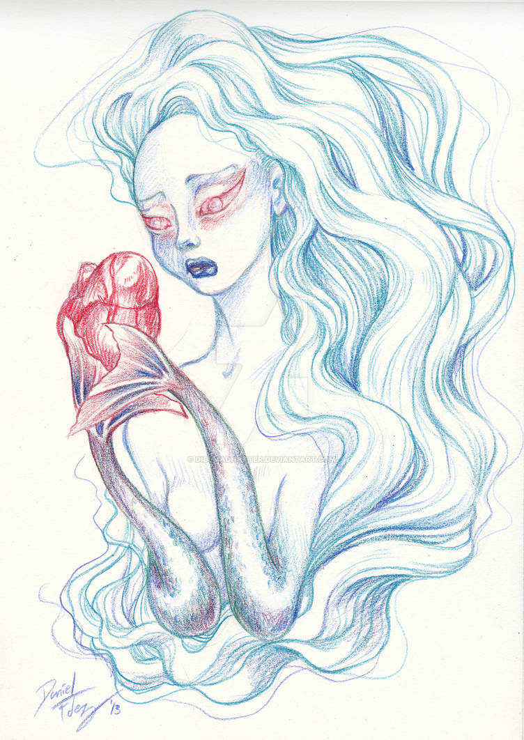 The Lament of the Oceanic Heart by DibuMadHatter