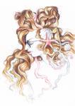 Botticelli Punk Lady