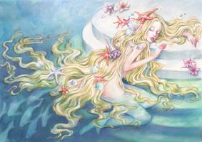 The Little Mermaid by DibuMadHatter