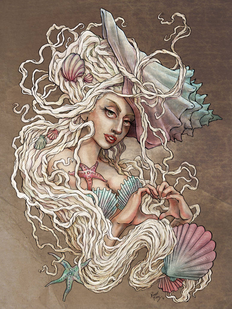 Seashell Venus 2.0 (Lady Gaga)