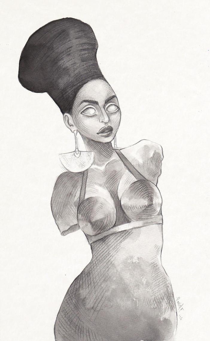 Forgiveness Venus by DibuMadHatter