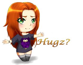 Hugz? by ORENJI-SAMA